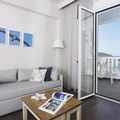 Studio with sea view (1-3 persons)