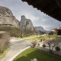 Deluxe Apartment with Meteora view