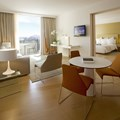 Junior suite with Acropolis view (1-4 persons)