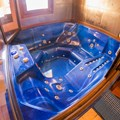 Suite with Jacuzzi with forest view - Tavropos (2-3 persons)