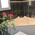 1st bathroom with Jacuzzi (2nd floor)