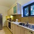 Villa Nefeli guest suite kitchen