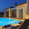 Villa Phaedra swimming pool